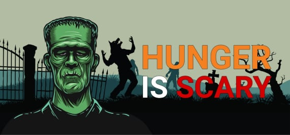 Hunger is Scary Icon
