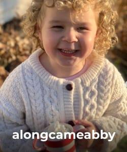 alongcameabby