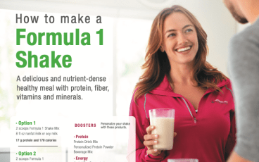 Herbalife Formula One Shake